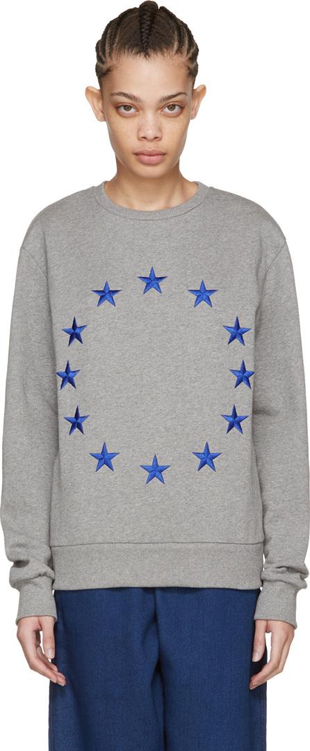 Etudes Grey Étoile Europa Sweatshirt