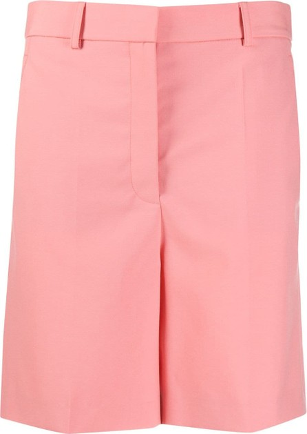 Stella McCartney High-waisted tailored shorts