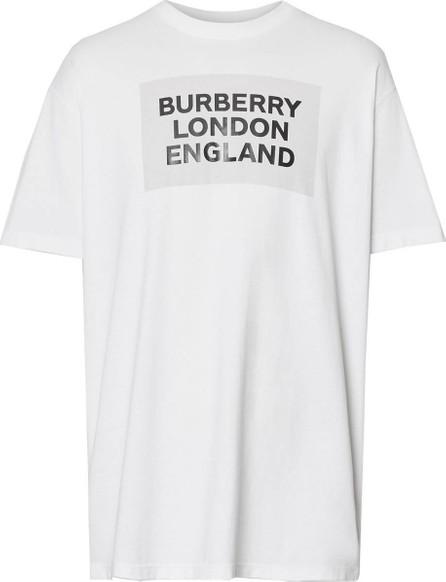 Burberry London England Logo print t-shirt
