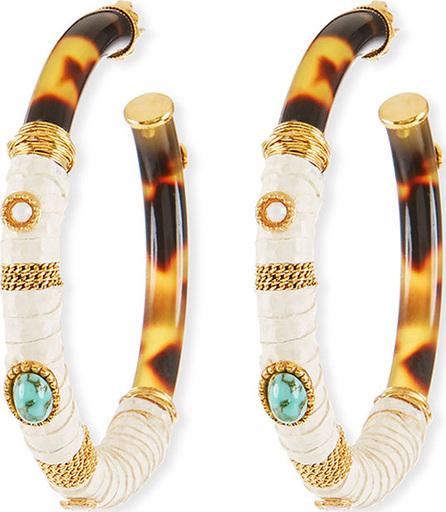 GAS Bijoux Porto Hoop Earrings