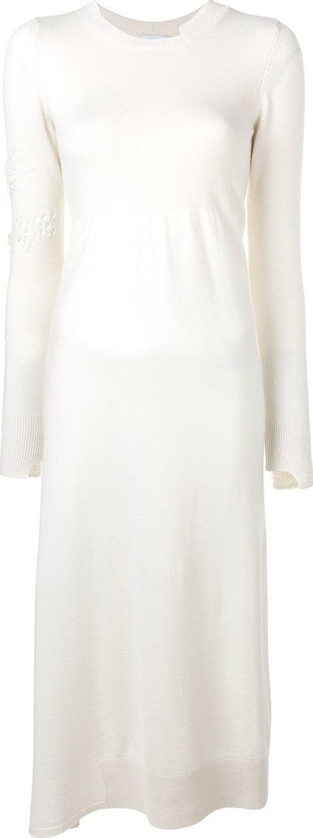 Barrie Midi sweater dress