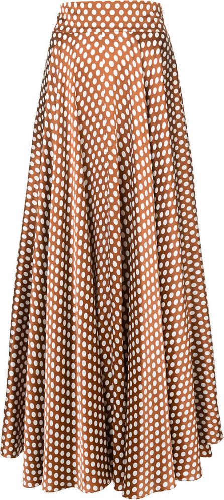 DIANE von FURSTENBERG High waisted long skirt