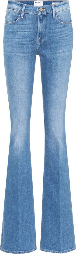 FRAME DENIM Le High Flare jeans