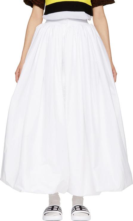 Anton Belinskiy White Padded Skirt