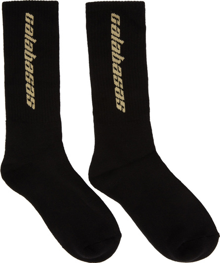 Yeezy Three-Pack Multicolor 'Calabasas' Socks