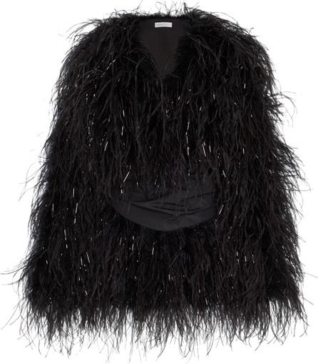 Alice McCall Lady Bird Feather Coat