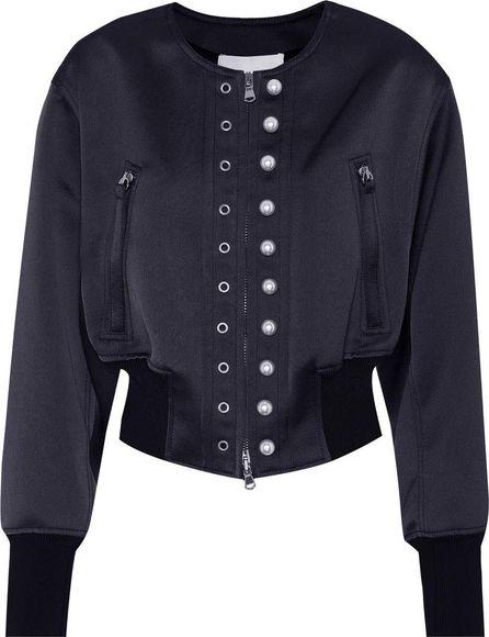 3.1 Phillip Lim Embellished bomber jacket
