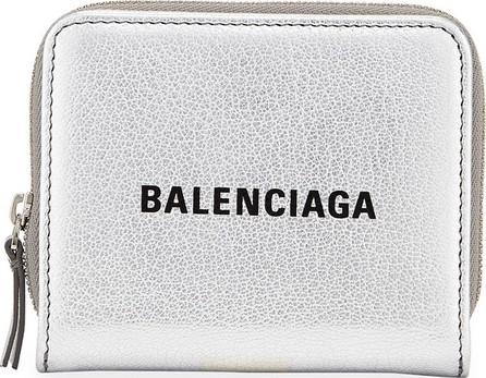 Balenciaga Everyday Mini Zip Wallet