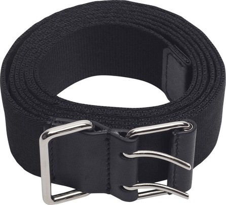 Givenchy canvas and leather belt