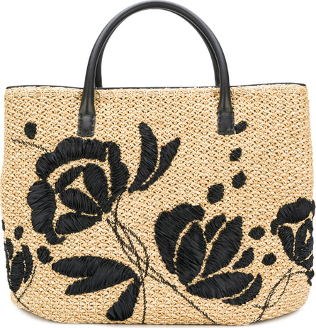 Ermanno Scervino Flower shoulder bag