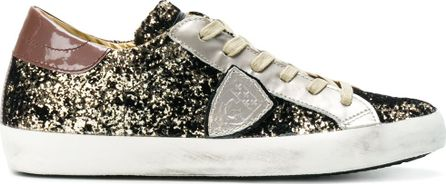 Philippe Model Glitter Laker sneakers