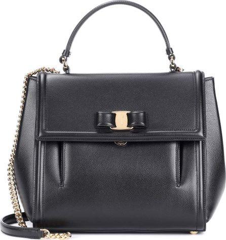 Salvatore Ferragamo Carrie leather shoulder bag