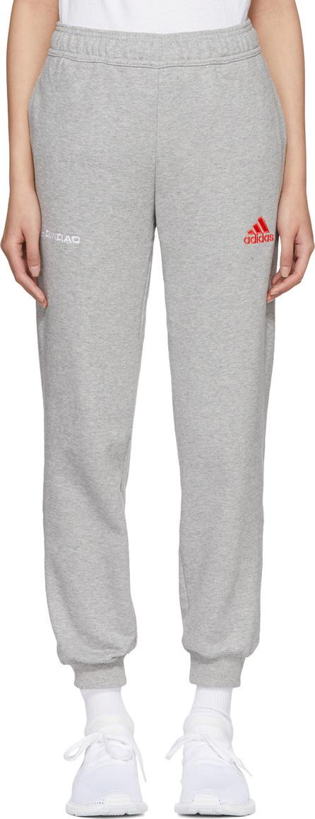 Gosha Rubchinskiy Grey adidas Originals Edition Logo Lounge Pants