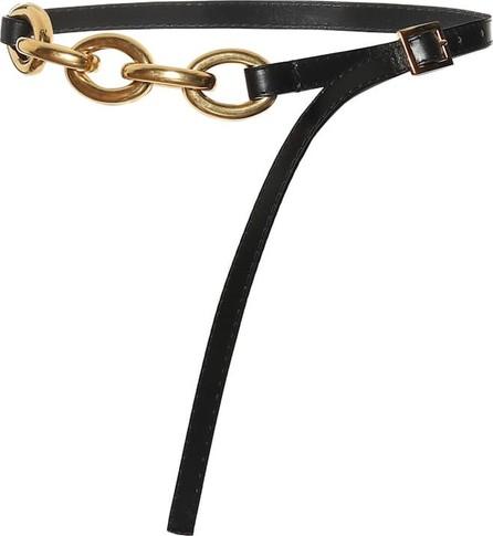 Marni Chain-link leather belt