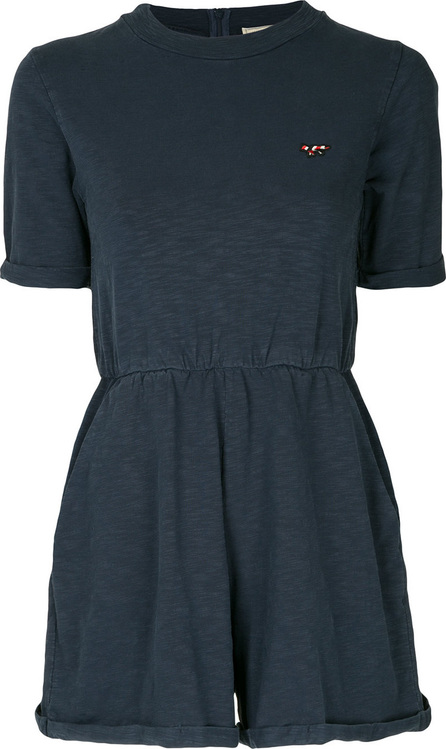Maison Kitsune Shortsleeved playsuit