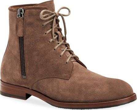 Aquatalia Men's Vladimir Suede Boots