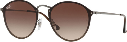 Ray Ban Blaze Round Gradient Sunglasses