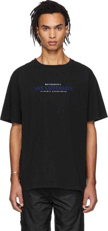 Han Kjobenhavn Black Boxy T-Shirt