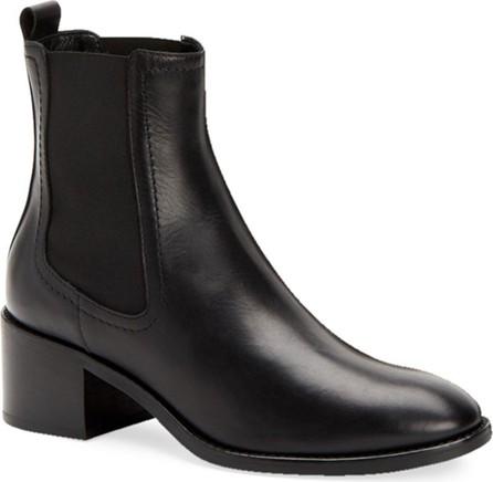 Aquatalia Jemma 40mm Leather Gored Booties