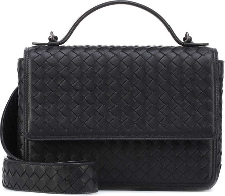 Bottega Veneta Alumna intrecciato leather shoulder bag