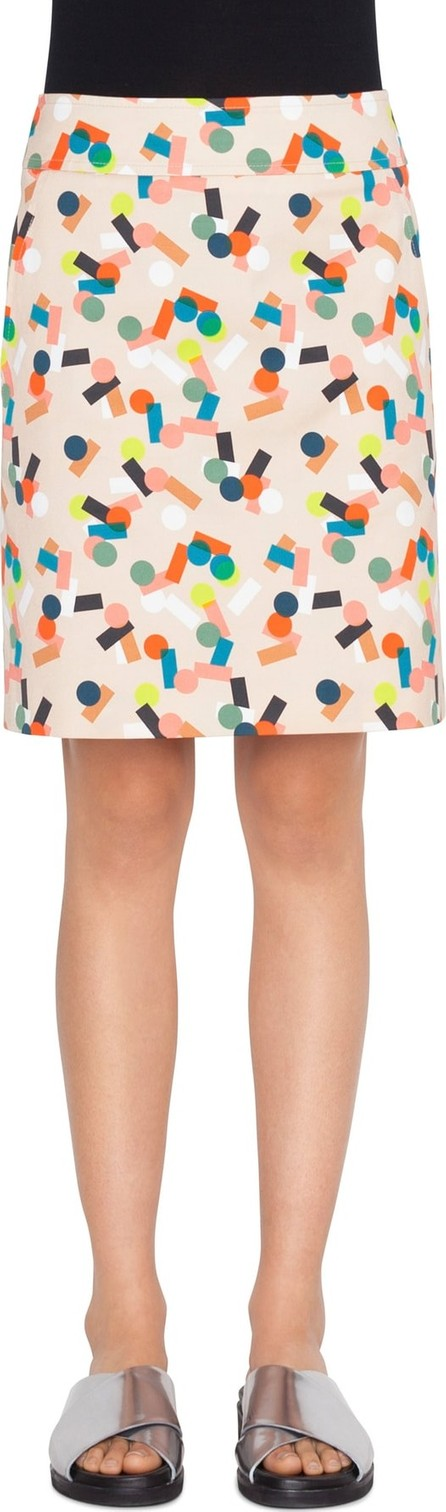 Akris Punto Memphis Bell Air Skirt