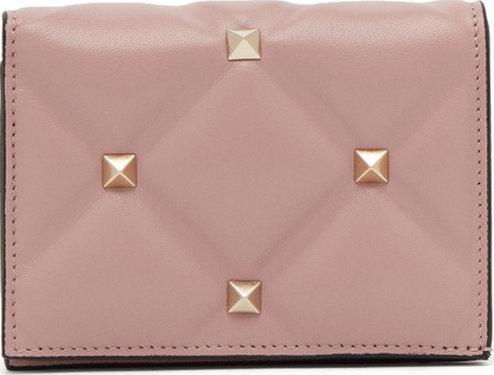 Valentino Candystud leather purse