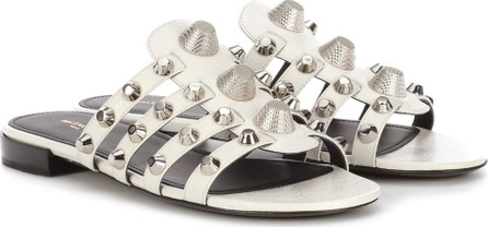 Balenciaga Arena leather sandals