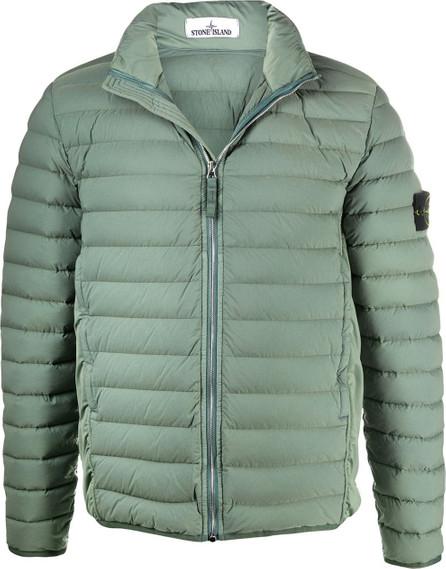 Stone Island Padded zip-up down jacket