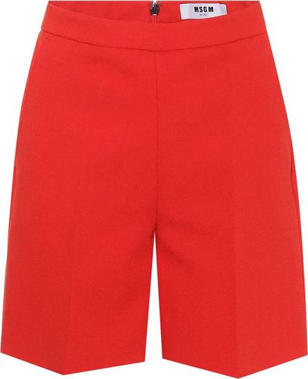 MSGM Crêpe shorts