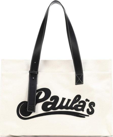 X Paula's Ibiza Paula's canvas tote