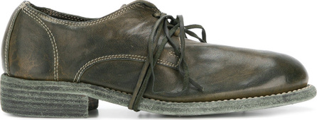 Guidi Chunky lace-up shoes