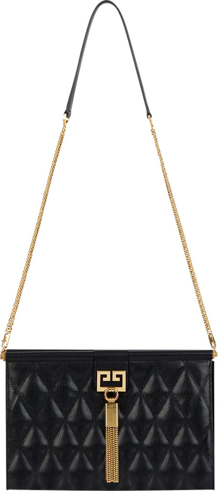 Givenchy Gem Medium Quilted Leather Shoulder Bag