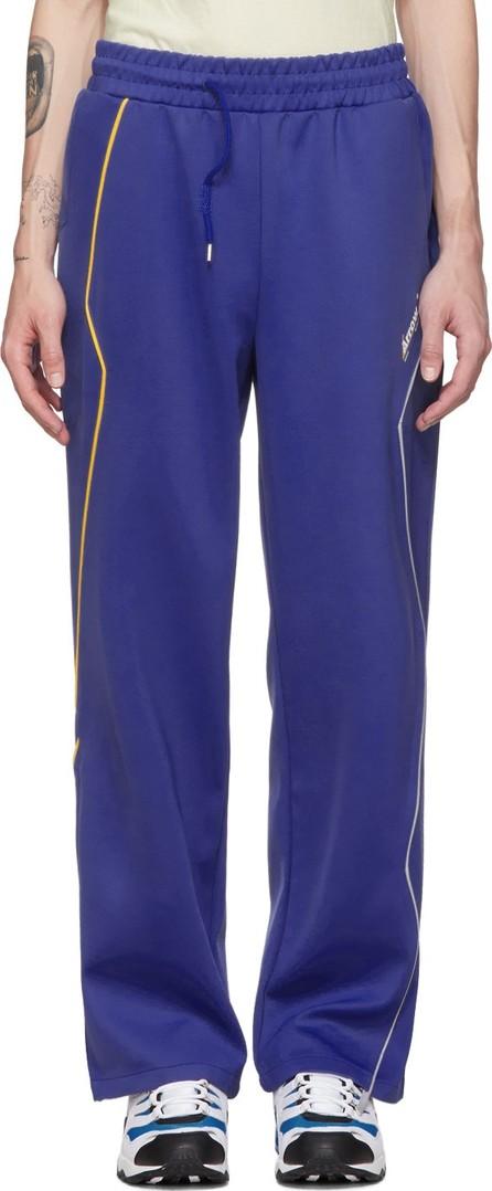 ADER error Blue Thunder Track Pants