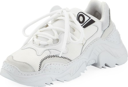 Nº21 Billy Lace-Up Runner Sneakers