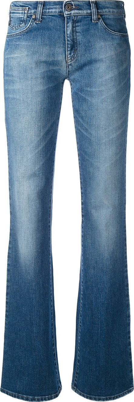 Armani Jeans flared jeans