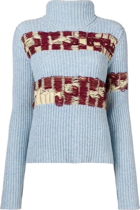 Calvin Klein 205W39NYC Open knit sweater