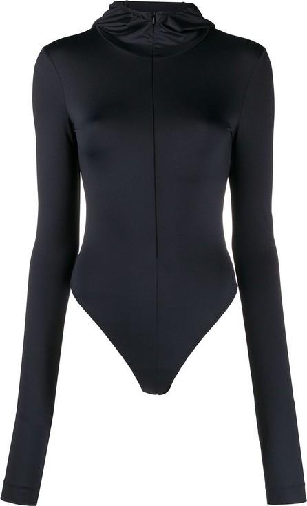 Katharine Hamnett Hetty hooded bodysuit