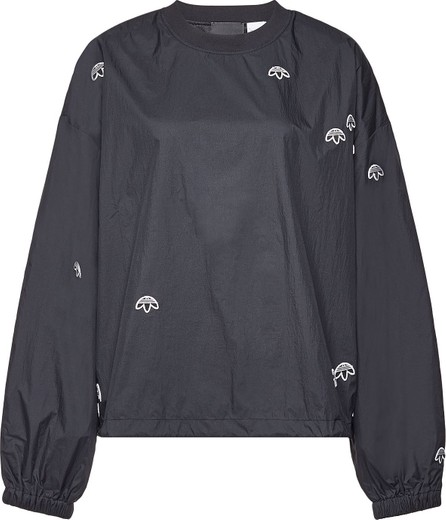Adidas Originals by Alexander Wang Sweatshirt with Embroidery