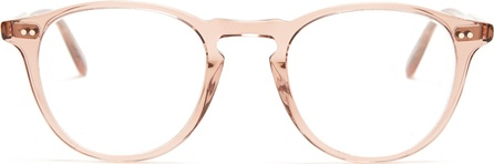 GARRETT LEIGHT Hampton 46 round-frame glasses