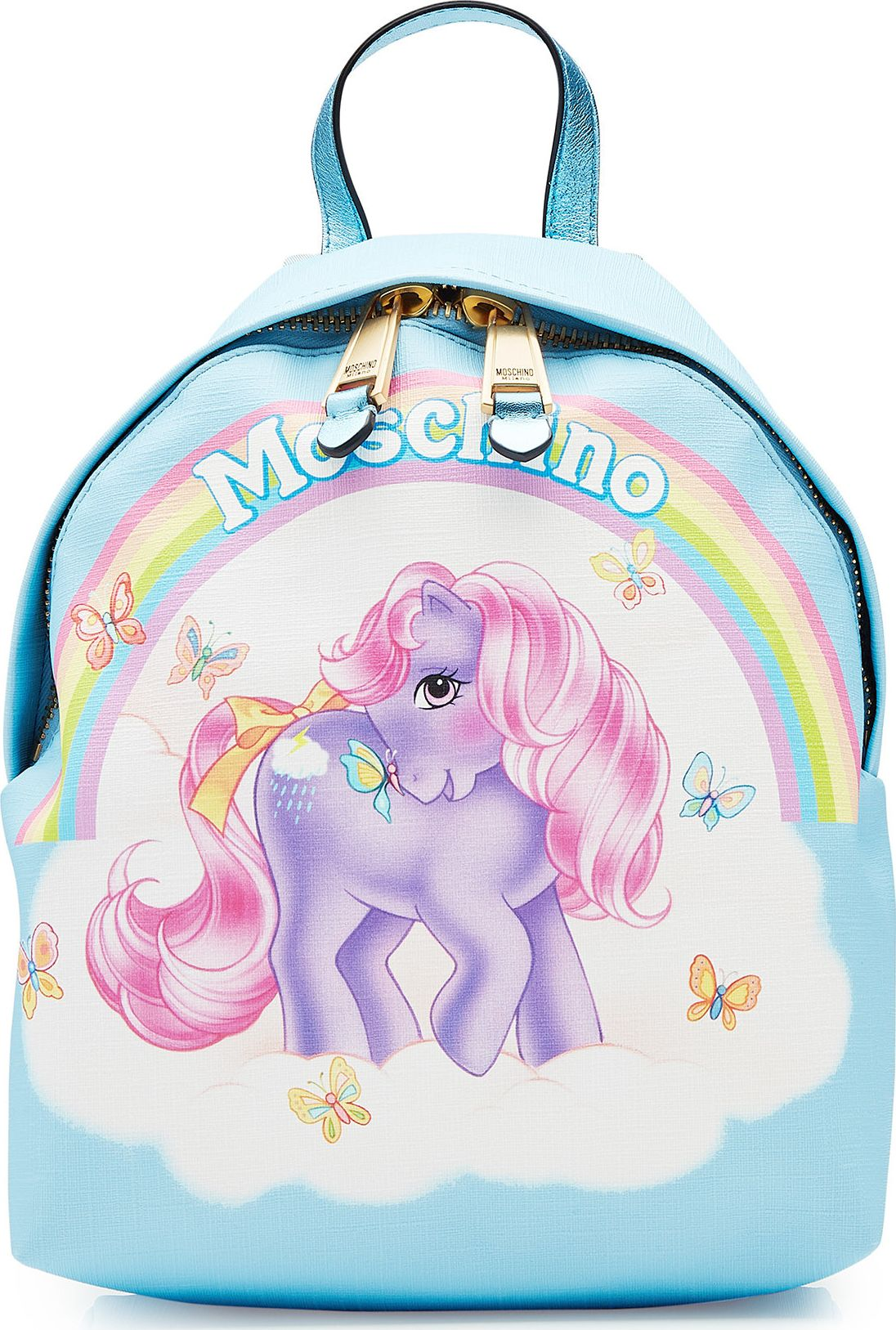 Moschino - Little Pony Printed Backpack