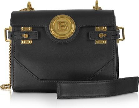 Balmain Leather Bbuzz Backpack 18