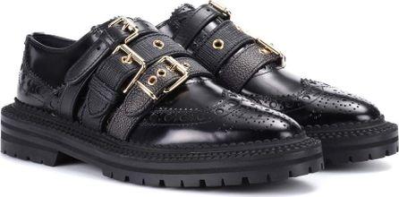 Burberry London England Doherty brogue shoes