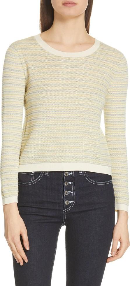 Veronica Beard Boise Stripe Sweater
