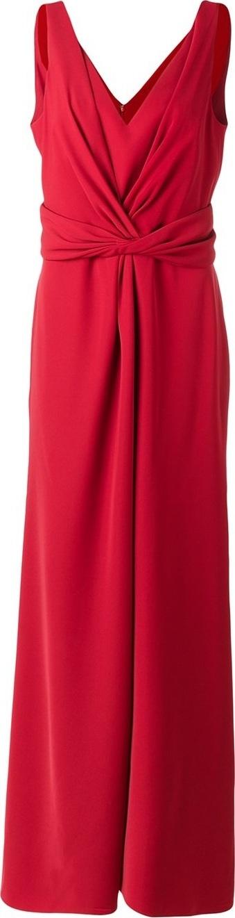 Armani Collezioni v-neck gown