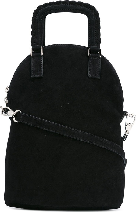 Barbara Bui lace-up straps tote