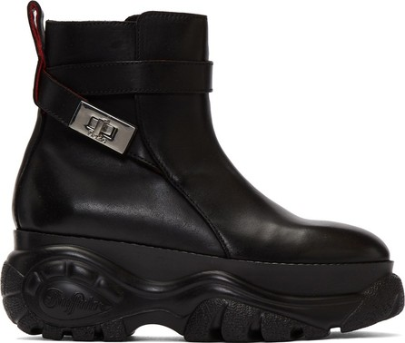 032c Black Buffalo London Edition Jodphur Boots