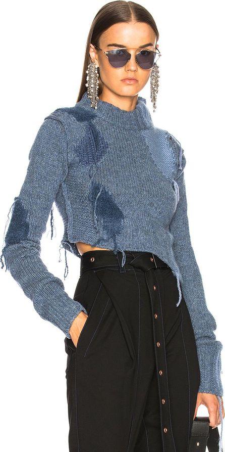Acne Studios Olia Patch Sweater