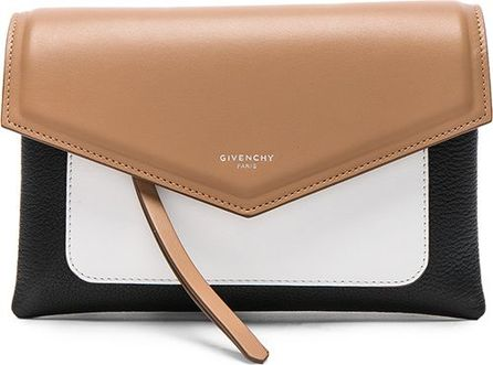 Givenchy Tri Color Duetto Crossbody Flap Bag