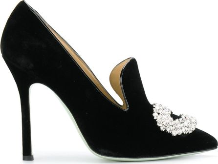 Giannico Daphne embellished pumps