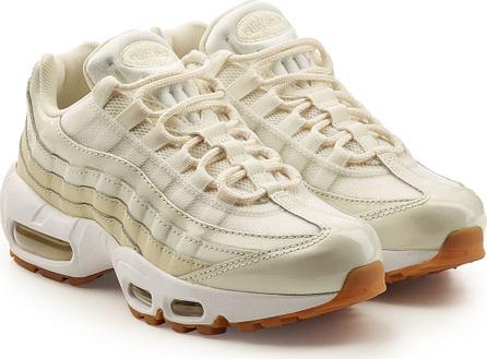 Nike Air Max 95 Sneakers with Leather